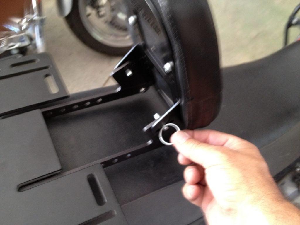 KLRDASH - Installation step 6